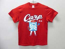 呉氏×カープコラボTシャツ