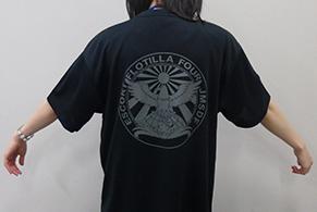 第4護衛隊群Tシャツ